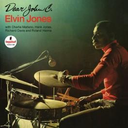Elvin Jones Dear John C. 2LP 45rpm 180 Gram Vinyl Impulse! Analogue Productions Limited Edition USA