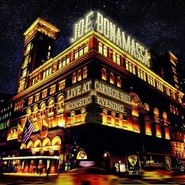 Joe Bonamassa Live at Carnegie Hall An Acoustic Evening 3LP 180g Vinyl + Download Provogue 2017 EU