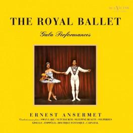 The Royal Ballet Gala Performances Ansermet 2LP 200g Vinyl RCA Living Stereo Analogue Productions QRP US