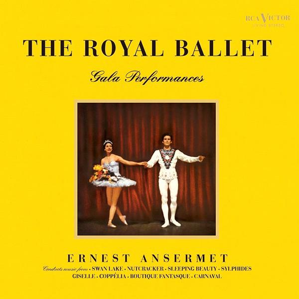The Royal Ballet Gala Performances Ansermet 2lp 200g Vinyl