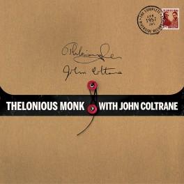 Thelonious Monk With John Coltrane The Complete 1957 Riverside Recordings 3LP 180g Vinyl RTI 2017 USA