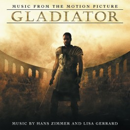 Hans Zimmer And Lisa Gerrard ‎Gladiator 2LP Vinil 180 Gramas Banda Sonora Abbey Road Decca 2017 EU