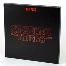 Stranger Things Season 1 Banda Sonora 4LP Vinil 180 Gramas Caixa Deluxe Netflix Invada Records 2017 EU