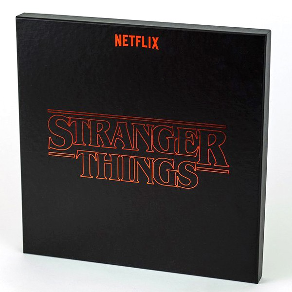 Stranger Things Season 1 Soundtrack 4lp 180 Gram Vinyl