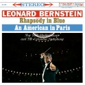 Gershwin Rhapsody In Blue An American In Paris LP 180 Gram Vinyl Bernstein Speakers Corner Pallas EU
