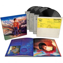 Marillion Misplaced Childhood 4LP 180 Gram Vinyl Limited Edition Deluxe Box Set Parlophone 2017 EU