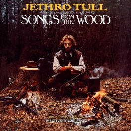 Jethro Tull Songs From the Wood LP 180 Gram Vinyl 40th Anniversary Edition Steven Wilson Remix 2017 EU