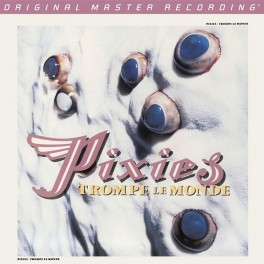Pixies Trompe Le Monde LP 180g Vinyl Mobile Fidelity Sound Lab Numbered Limited Edition MoFi MFSL USA