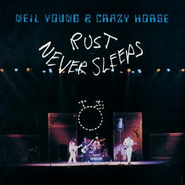 Neil Young & Crazy Horse Rust Never Sleeps LP Vinil Official Release Series Bernie Grundman 2017 EU