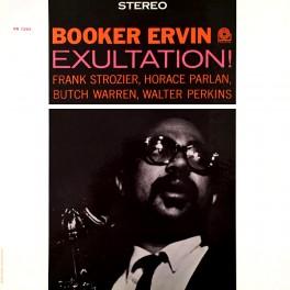 Booker Ervin Exultation! LP 200 Gram Vinyl Prestige Stereo Analogue Productions Kevin Gray QRP USA