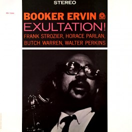 Booker Ervin Exultation! LP Vinil 200 Gramas Prestige Stereo Analogue Productions Kevin Gray QRP USA