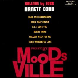 Arnett Cobb Ballads By Cobb LP Vinil 200g Prestige Stereo Analogue Productions Kevin Gray QRP USA