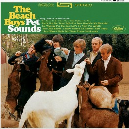 The Beach Boys Pet Sounds (Stereo) 2LP 45rpm 200g Vinyl Analogue Productions Kevin Gray QRP USA 2017
