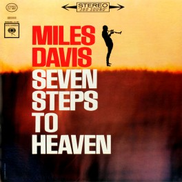 Miles Davis Seven Steps To Heaven LP Vinil 200 Gramas Sterling Sound Analogue Productions QRP 2017 USA
