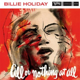 Billie Holiday All Or Nothing At All 2lp 45rpm 200g Vinyl