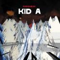 "Radiohead Kid A 2LP 12"" 33rpm 180 Gram Vinyl Gatefold XL Recordings Optimal 2016 EU"