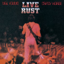 Neil Young & Crazy Horse Live Rust 2LP Vinyl Official Release Series Bernie Grundman Reprise 2017 EU