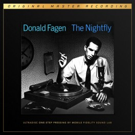 Donald Fagen The Nightfly 2LP 45rpm 180g Vinyl MFSL UltraDisc One-Step UD1S Limited Edition 2017 USA