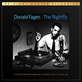 Donald Fagen The Nightfly 2LP 45rpm Vinil 180g MFSL UltraDisc One-Step UD1S Edição Limitada 2017 USA