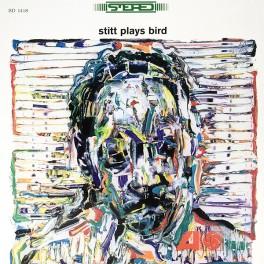 Sonny Stitt Plays Bird LP 180 Gram Audiophile Vinyl Atlantic Speakers Corner Records Pallas Germany EU