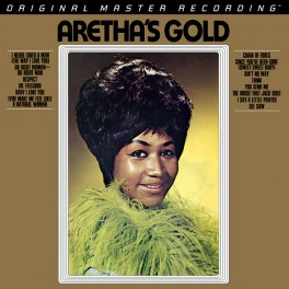 Aretha Franklin Aretha's Gold 2LP 45rpm 180 Gram Vinyl Mobile Fidelity Sound Lab MoFi MFSL 2017 USA