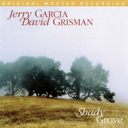Jerry Garcia David Grisman Shady Grove 2LP Vinil 180 Gramas Mobile Fidelity Sound Lab MoFi MFSL 2017 USA