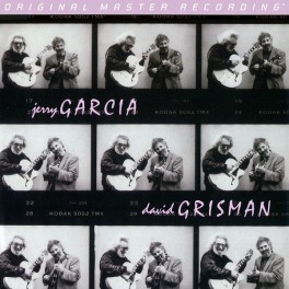 Jerry Garcia David Grisman 2LP 180g Vinyl Limited Edition Numbered Mobile Fidelity MoFi MFSL USA