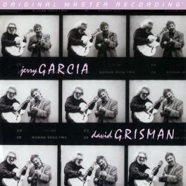 Jerry Garcia David Grisman 2LP 180g Vinyl Limited Edition Numbered Mobile Fidelity MoFi MFSL USA