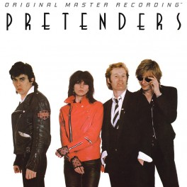Pretenders LP 180 Gram Vinyl Mobile Fidelity Sound Lab Numbered Limited Edition MFSL MoFi RTI USA