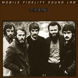 The Band LP Vinil 180 Gramas Mobile Fidelity Sound Lab Edição Limitada Numerada MFSL MoFi RTI USA