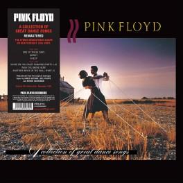Pink Floyd A Collection Of Great Dance Songs LP Vinil 180g Remastered Bernie Grundman Warner 2017 EU