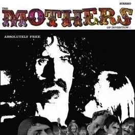 Frank Zappa The Mothers Of Invention Absolutely Free 2LP Vinil 180 Gramas 50º Aniversário Pallas 2017 EU