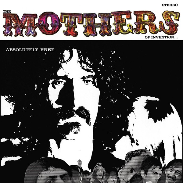 Frank Zappa The Mothers Of Invention Absolutely Free 2lp