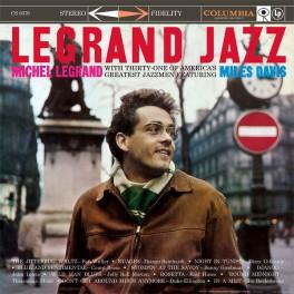 Michel Legrand Legrand Jazz LP Vinil 180 Gramas Impex Records Edição Limitada RTI 2018 USA