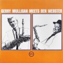 Gerry Mulligan Meets Ben Webster 2LP 45rpm 180 Gram Vinyl Numbered Limited Edition ORG 2010 USA