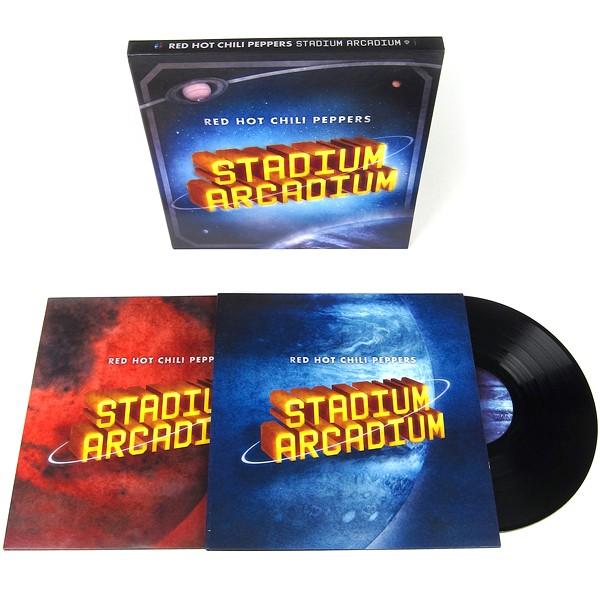 Red Hot Chili Peppers Stadium Arcadium 4lp Vinyl Box Set
