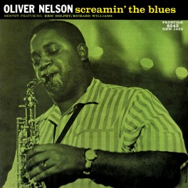 Oliver Nelson Screamin' The Blues LP 200g Vinyl Stereo Prestige Analogue Productions Kevin Gray QRP USA