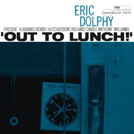 Eric Dolphy Out To Lunch 2LP 45rpm 180 Gram Vinyl Blue Note Limited Edition Music Matters RTI USA