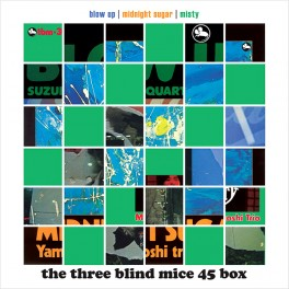 The Three Blind Mice 45 Box Set 6LP 180g Vinyl 45rpm Numbered Limited Edition Impex Records USA