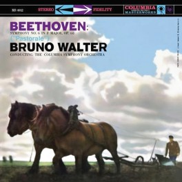 Beethoven Symphony No. 6 Pastorale Bruno Walter 2LP 45rpm 200g Vinyl Analogue Productions QRP 2017 USA