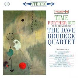 The Dave Brubeck Quartet Time Further Out LP Vinil 180g Sterling Impex Records Edição Limitada RTI USA