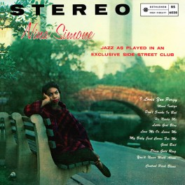 Nina Simone Little Girl Blue LP 200 Gram Vinyl Analogue Productions Sterling Sound QRP 2015 USA