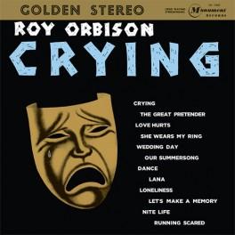 Roy Orbison Crying 2LP 45rpm 200 Gram Vinyl Bernie Grundman Analogue Productions QRP 2018 USA