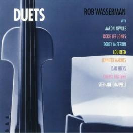Rob Wasserman Duets LP 200 Gram Vinyl Kevin Gray Cohearent Audio Analogue Productions QRP 2017 USA