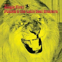 Pucho & The Latin Soul Brothers Jungle Fire! LP Vinil 180 Gramas Kevin Gray Jazz Dispensary QRP 2017 USA