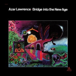 Azar Lawrence ‎Bridge Into The New Age ‎LP Vinil 180 Gramas Kevin Gray Jazz Dispensary QRP 2017 USA