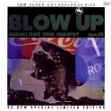 Isao Suzuki Trio / Quartet Blow Up 2LP 45rpm Vinil 180 Gramas Three Blind Mice Impex Records RTI USA