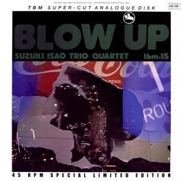 Isao Suzuki Trio / Quartet Blow Up 2LP 45rpm 180 Gram Vinyl Three Blind Mice Impex Records RTI USA