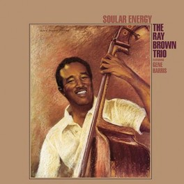 The Ray Brown Trio Soular Energy 2LP 45rpm 200g Vinyl Analogue Productions QRP Kevin Gray USA