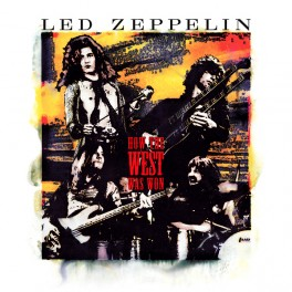 Led Zeppelin How The West Was Won 4LP 180 Gram Vinyl Box Set Jimmy Page Atlantic Warner 2018 EU